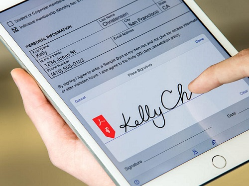 Adobe launches Document Cloud with touch-enabled Acrobat DC
