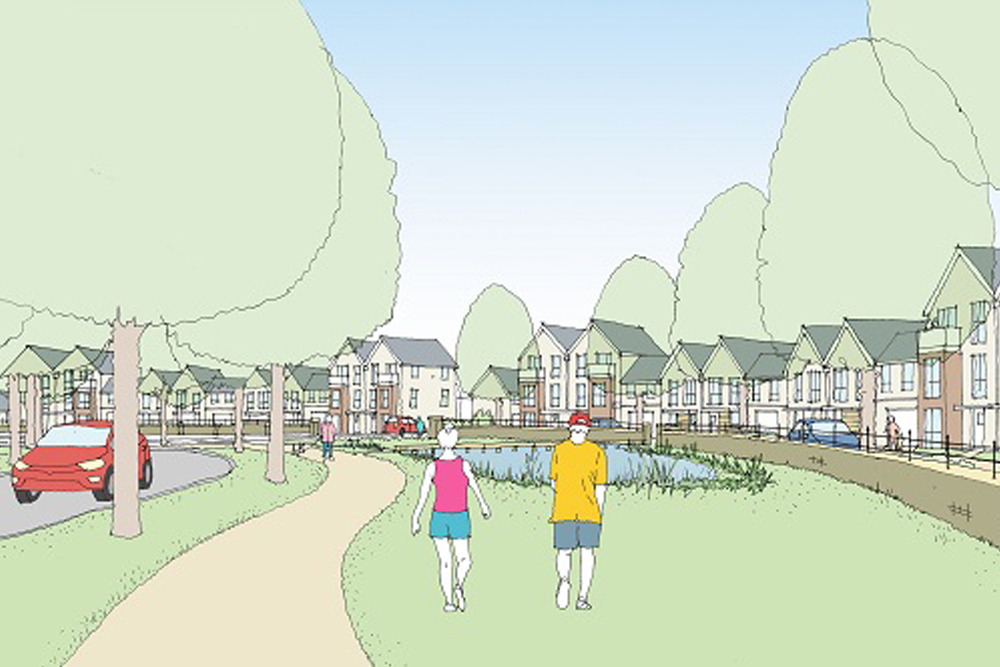 Metropolitan Thames Valley and Bovis Homes to build nearly 800 new homes near Cambridge