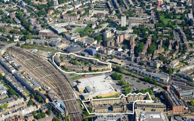 One Housing and Countryside partner for 700-home Camden regeneration project