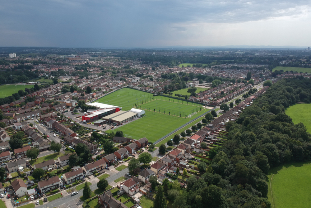 Housing provider Torus set to redevelop Liverpool FC training ground site