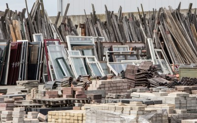 Unused materials database aims to reduce construction waste