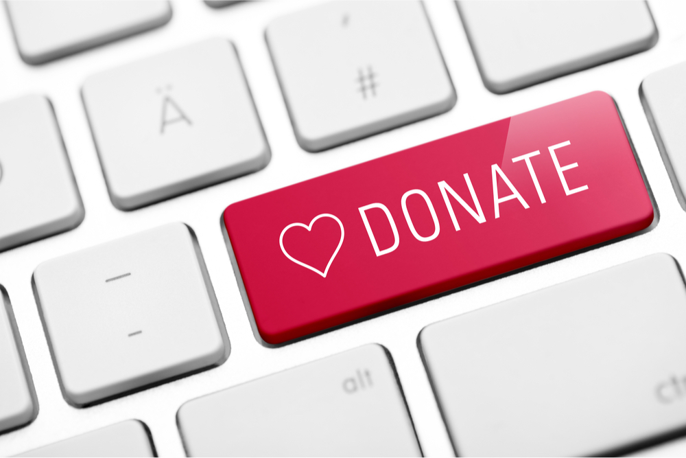 Complaints about online fundraising increased by 252% during the pandemic