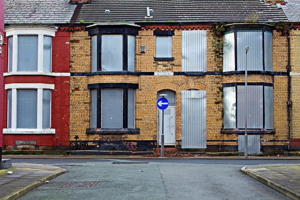 Empty homes in England increase by 5%